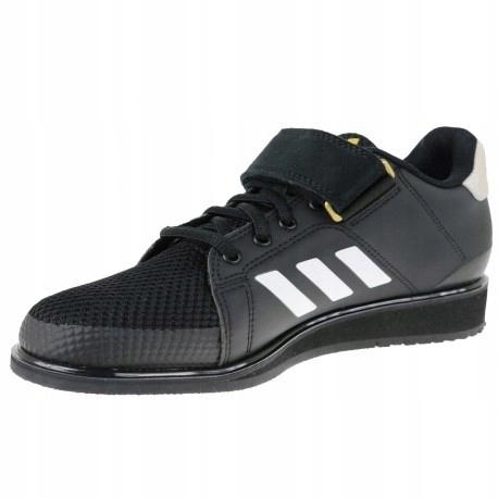 8555aee25d9a Adidas Power Perfect 3 BB6363 czarny damski 36 - 7485271241 ...