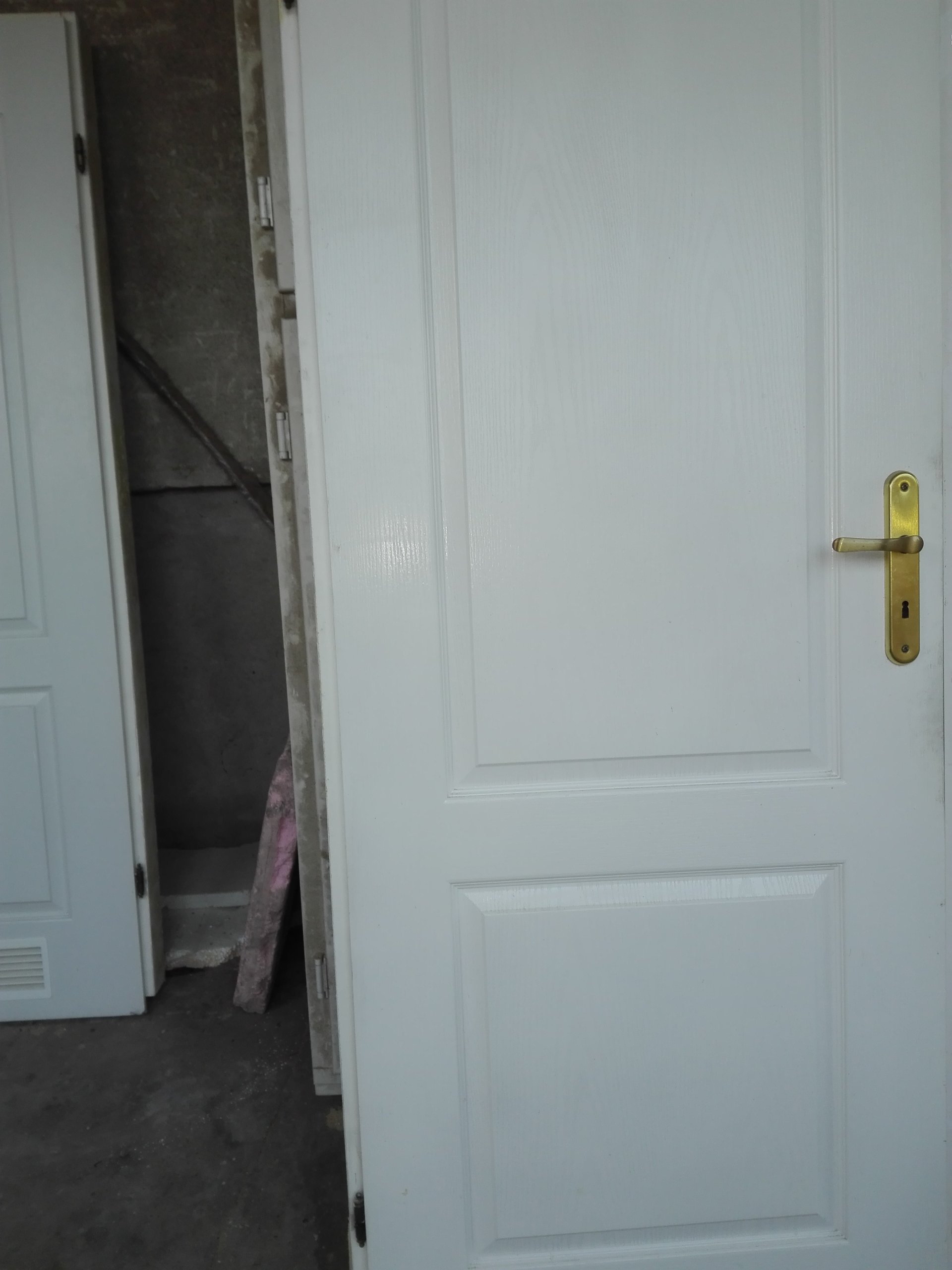 Drzwi Wewnetrzne L Biale Szer 70cm Oscieznica 8 7175673639