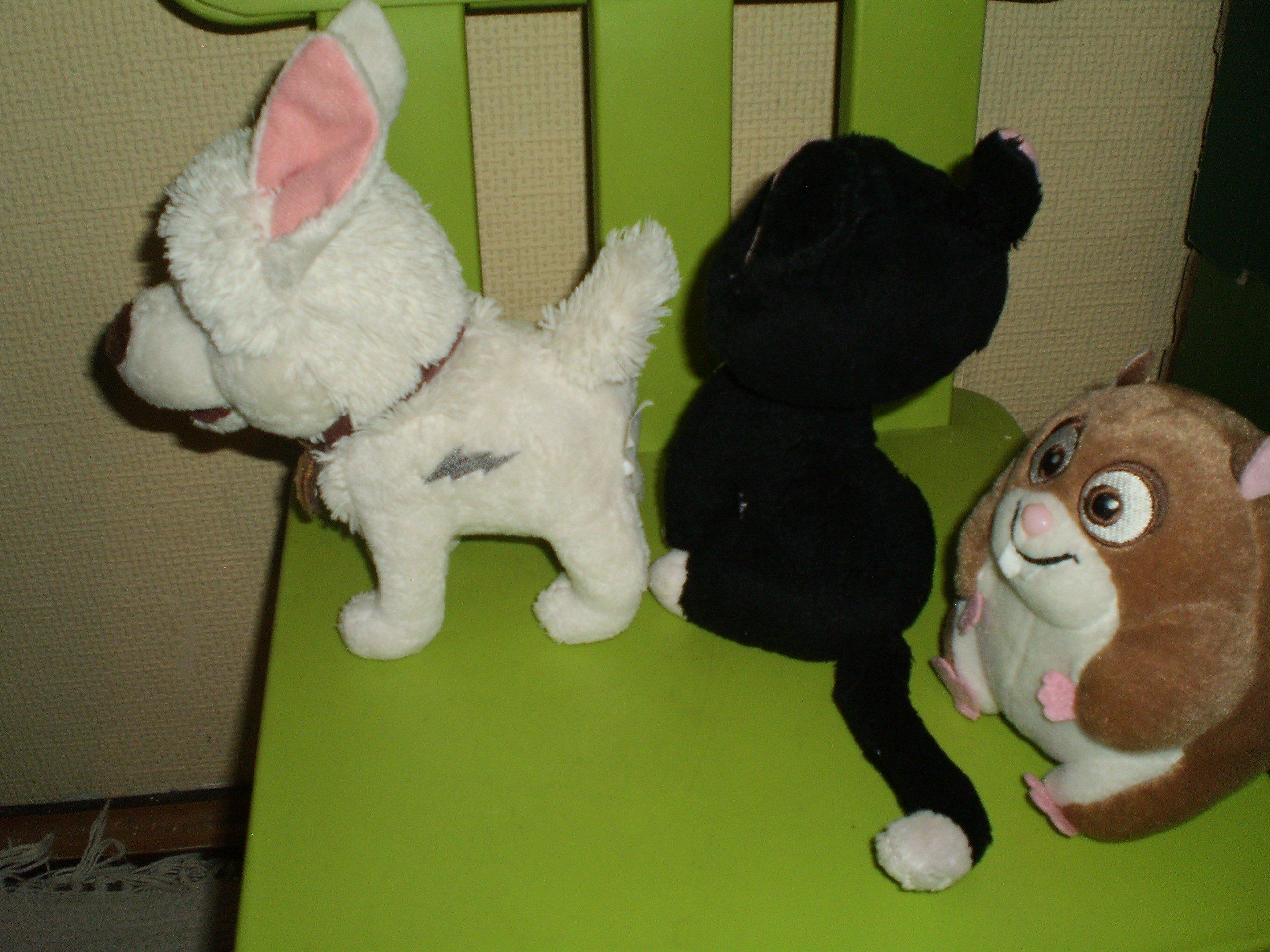 Pies Piorun Kot Marlenka I Adylla Disney 7138344633 Oficjalne