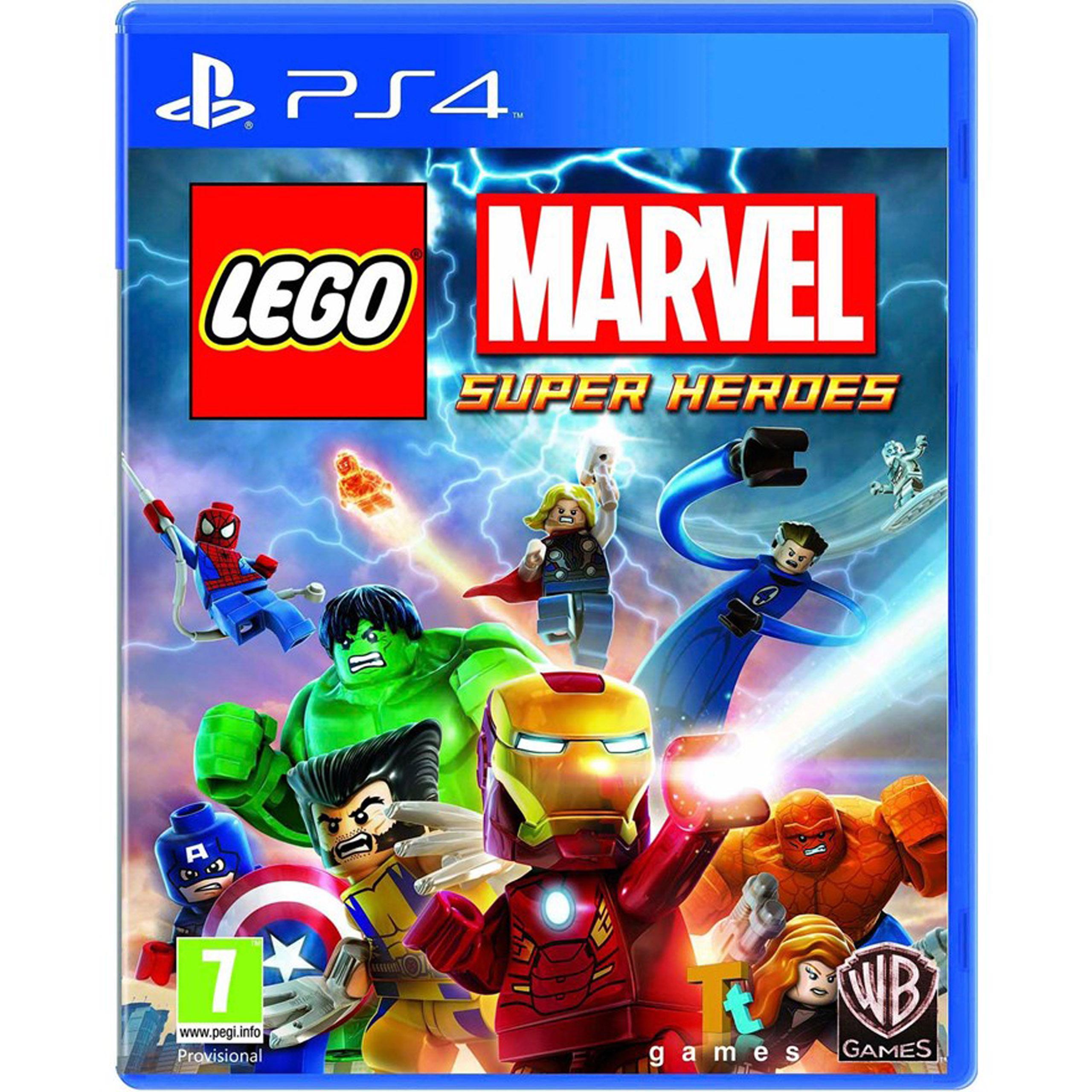 aada0d9e5 LEGO MARVEL SUPER HEROES / PS4 / WARSZAWA SKLEP MP - 7021859247 ...