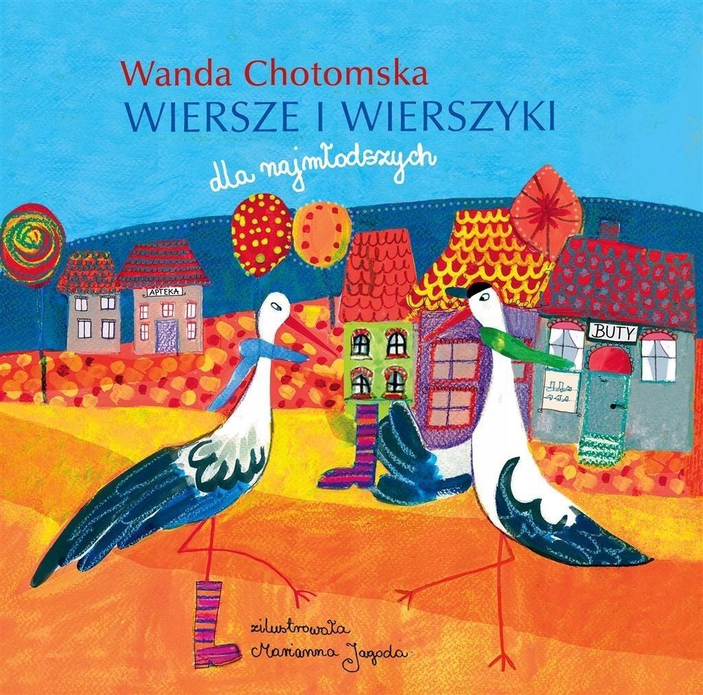 Wiersze I Wierszyki Wanda Chotomska W2017 7580065531