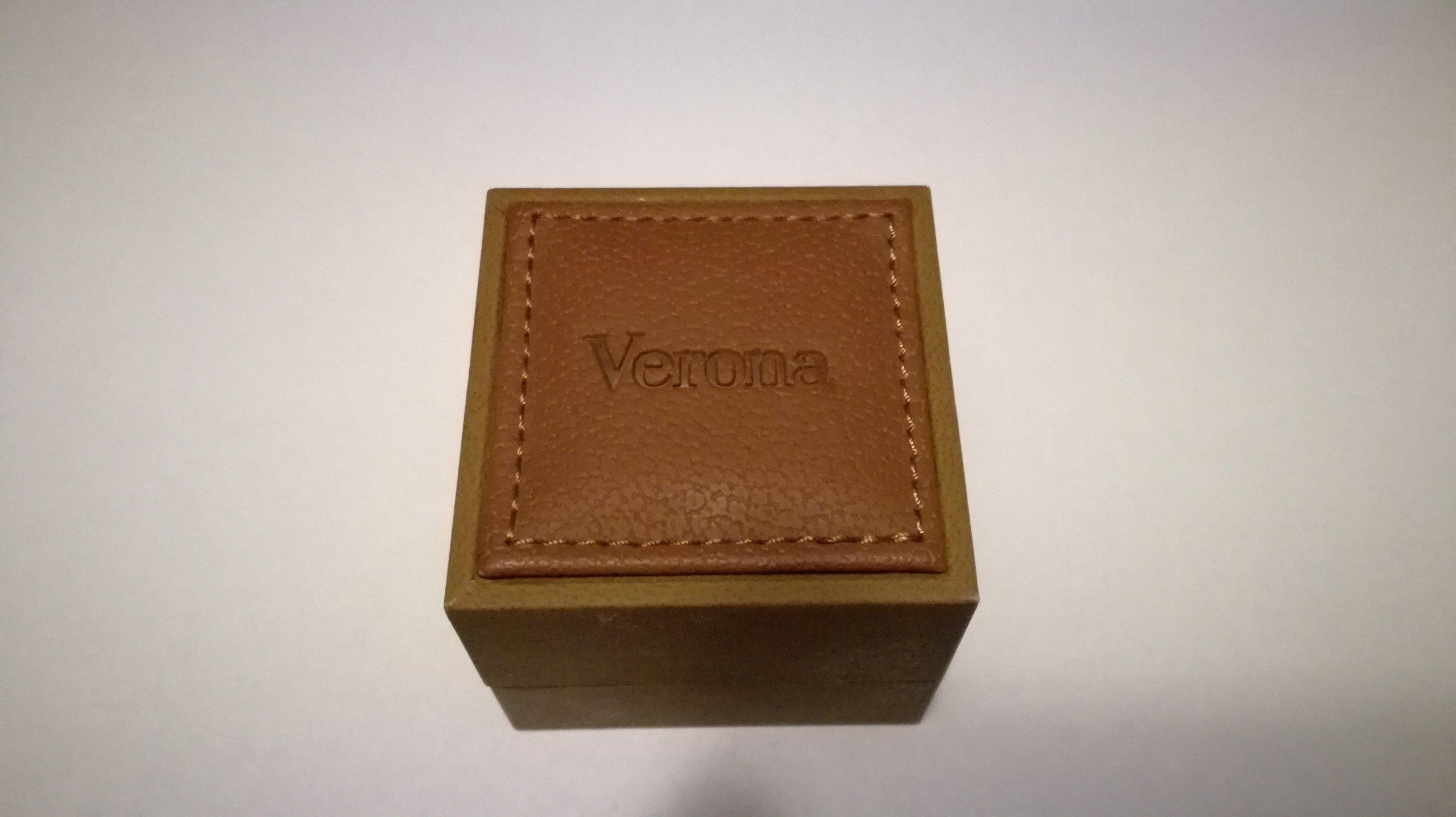 Złoty Pierścionek Zaręczynowy Z Diamentem Verona 7401595895