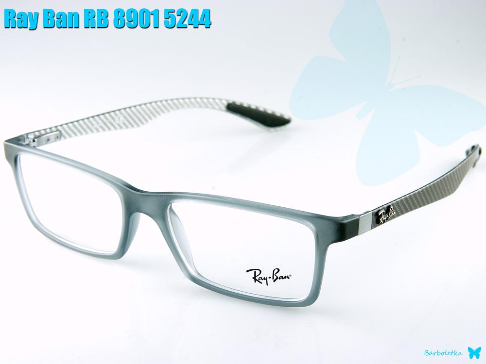 Ray Ban RB 8901 5244 55  17 145 CARBON - 7245358045 - oficjalne ... 799ce6a7af41