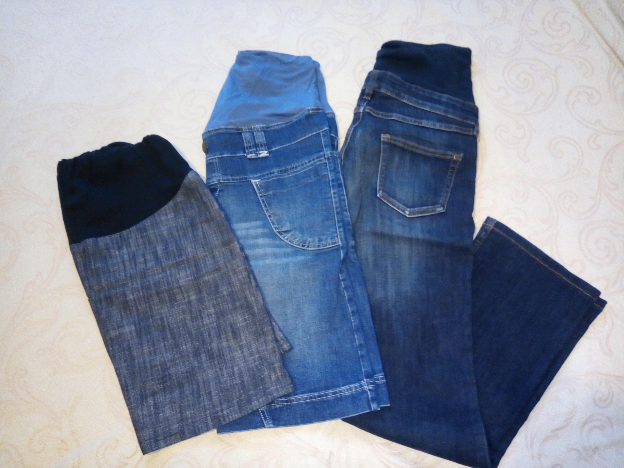 a691276b Spodnie i spódniczki ciążowe
