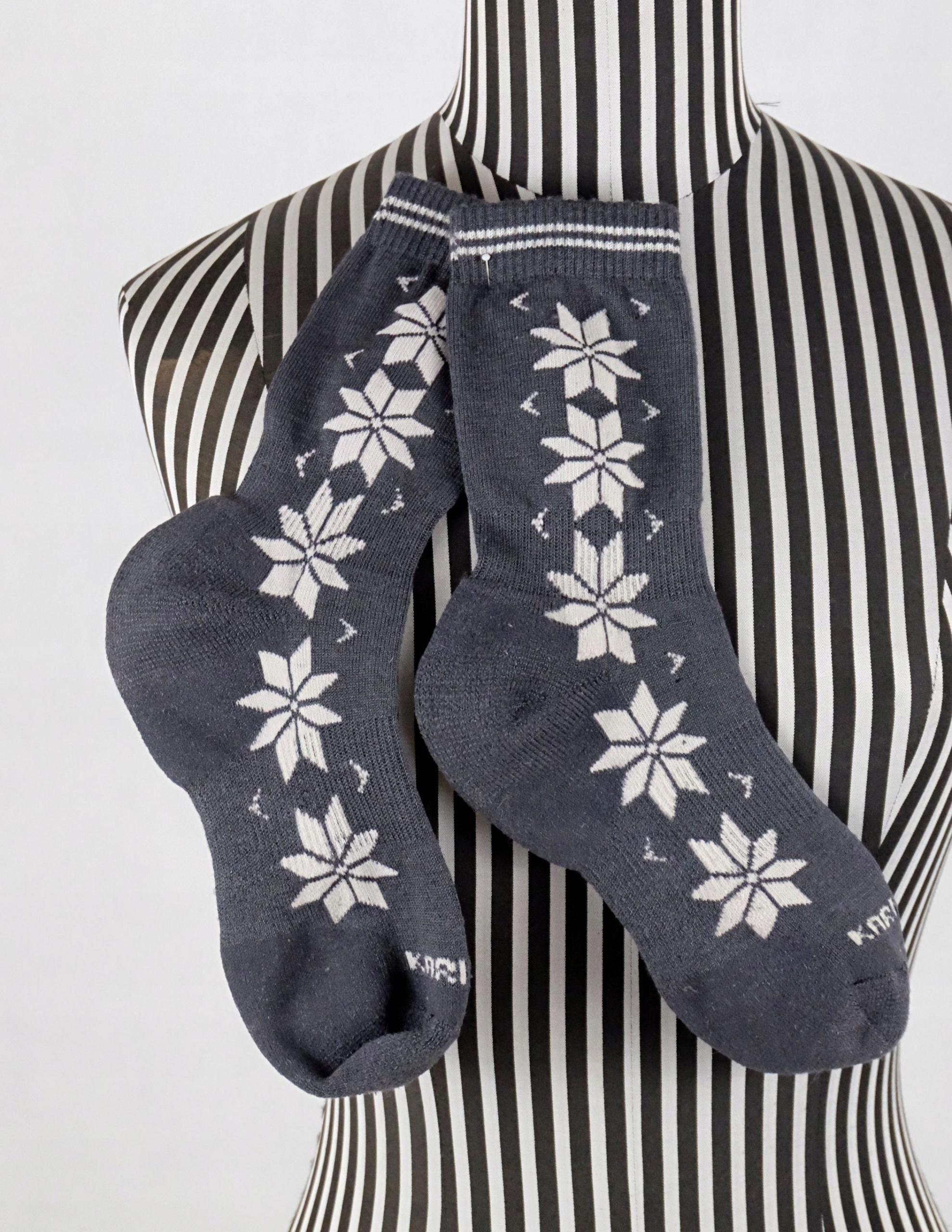 KARI TRAA Vinst Socks skarpety wełna wool 38-39 - 7704256293 ... efb149f616