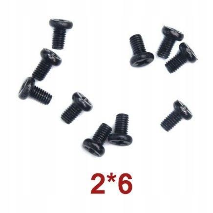 Round Head Self-Drilling Screw 2x6 Wl Toys A949-39
