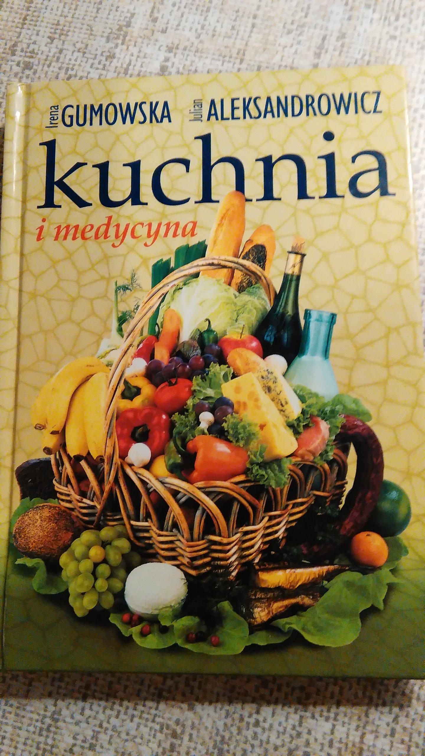 Kuchnia I Medycyna Gumowska Aleksandrowicz 7158312504