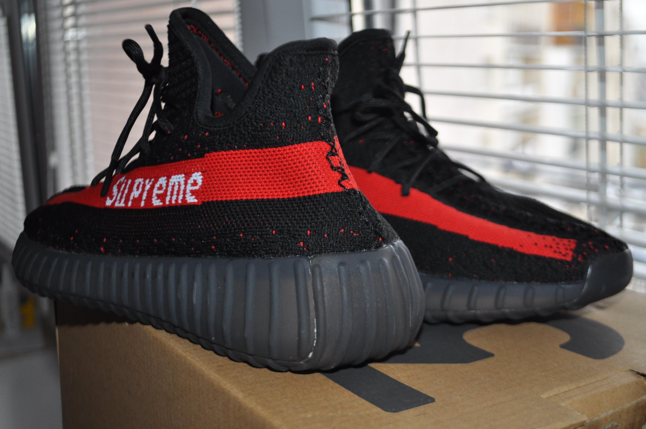 buty adidas yeezy boost 350 v2 supreme
