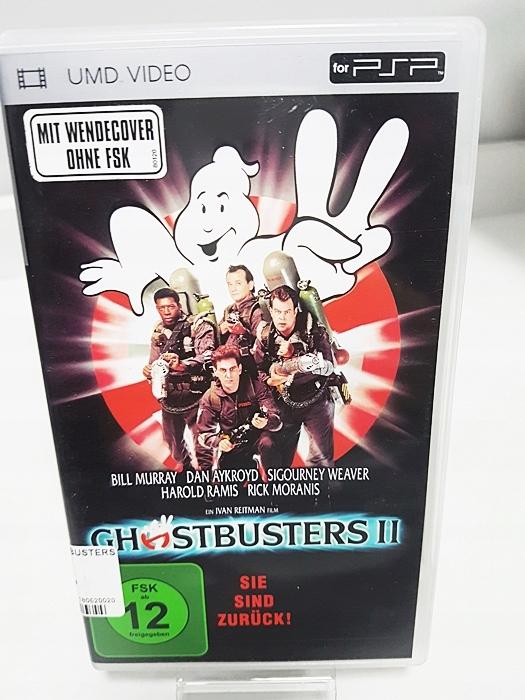 GRA NA PSP GHOSTBUSTERS 2!