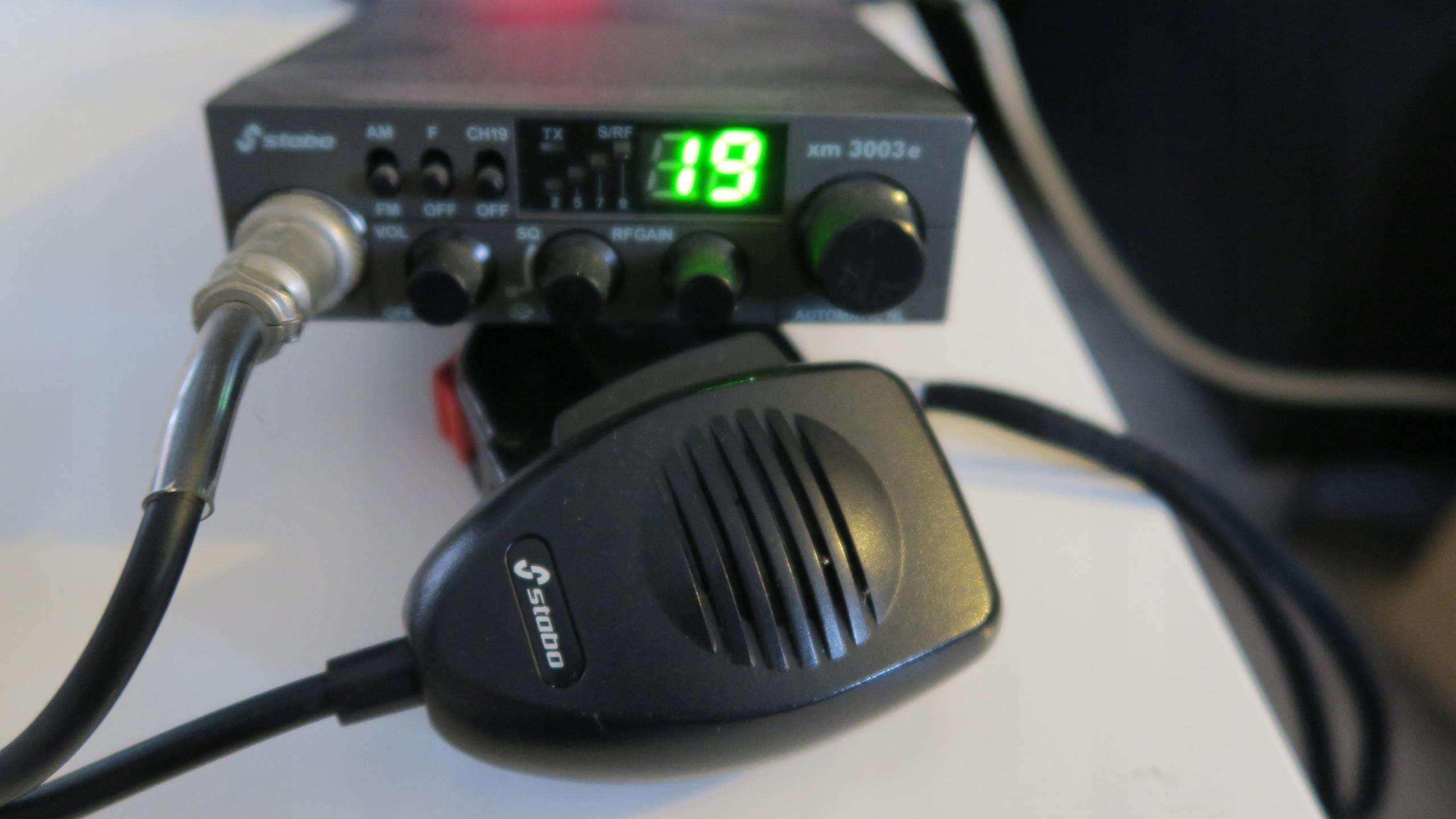 CB Radio Stabo xm 30003e Jak president uniden NOWE