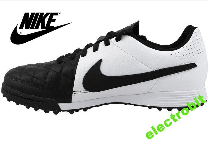 buty piłkarskie rozmiar 39 1 2czarne turfy nike