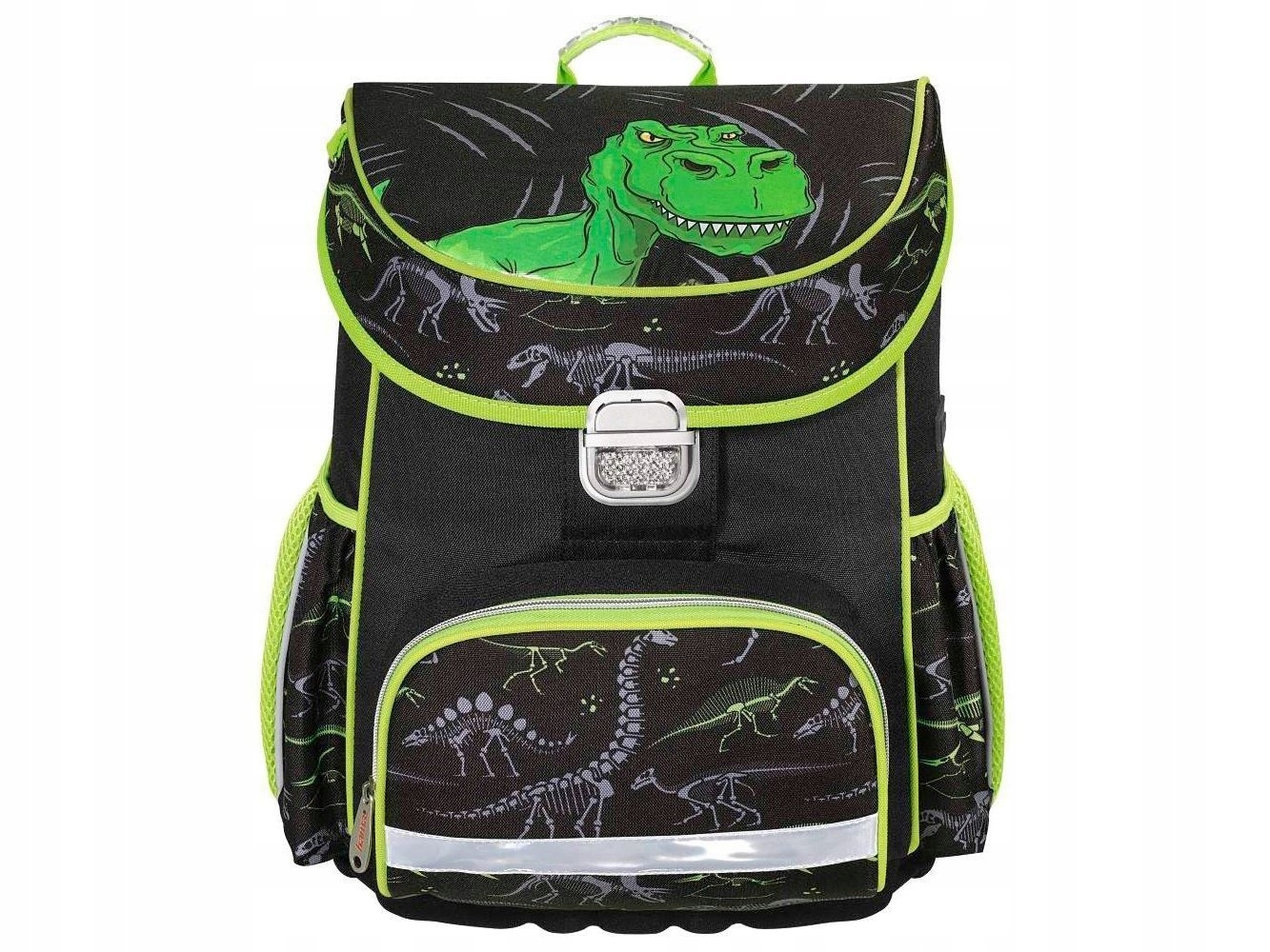 4f0c9356be8 Hama tornister / plecak szkolny dla dzieci / Dino - 7532182493 ...