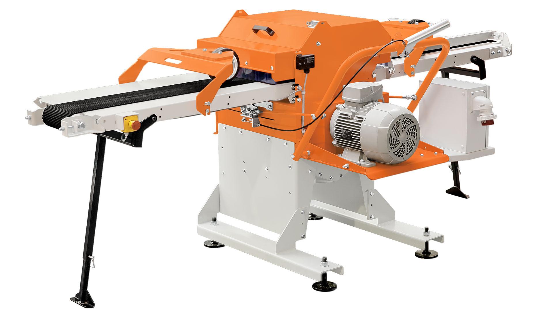 Obrzynarka TIMBERY E100EH11S silnik elektr. 7,5 kW