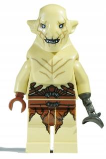 LEGO Władca Pierścieni minifigurka Azog lor087