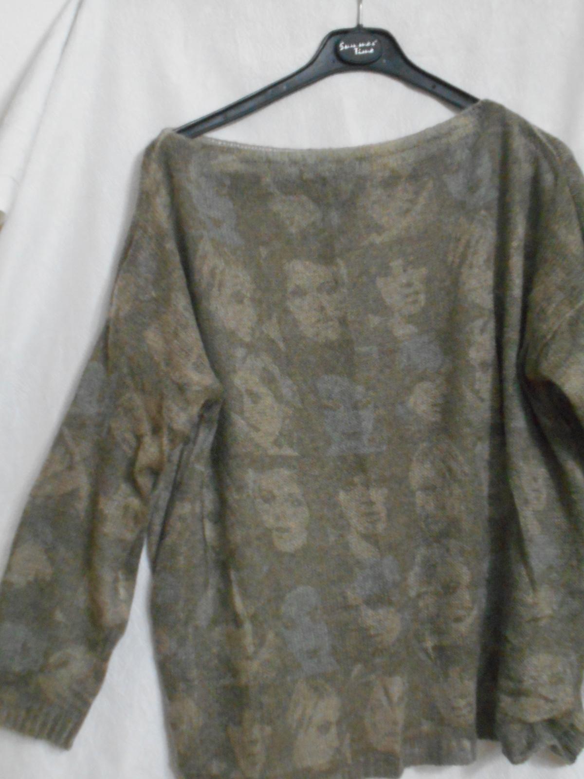 d27eeb8a34 XL XXL- Śliczny sweterek damski - 7013688371 - oficjalne archiwum ...