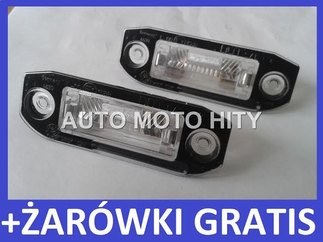 Volvo C30 C70 S40 V50 Lampka Oświetlenia Tablicy