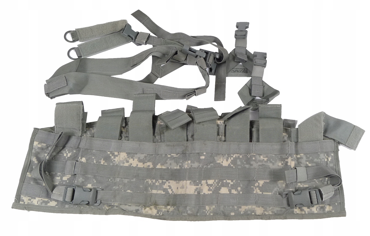 UCP ACU TAP Tactica Assaul Panel EAGLE Chest Rig