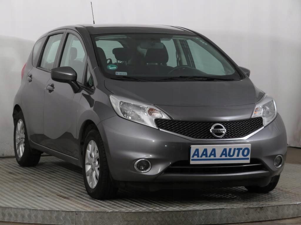 Nissan Note 1.2 , Salon Polska, Serwis ASO, Klima