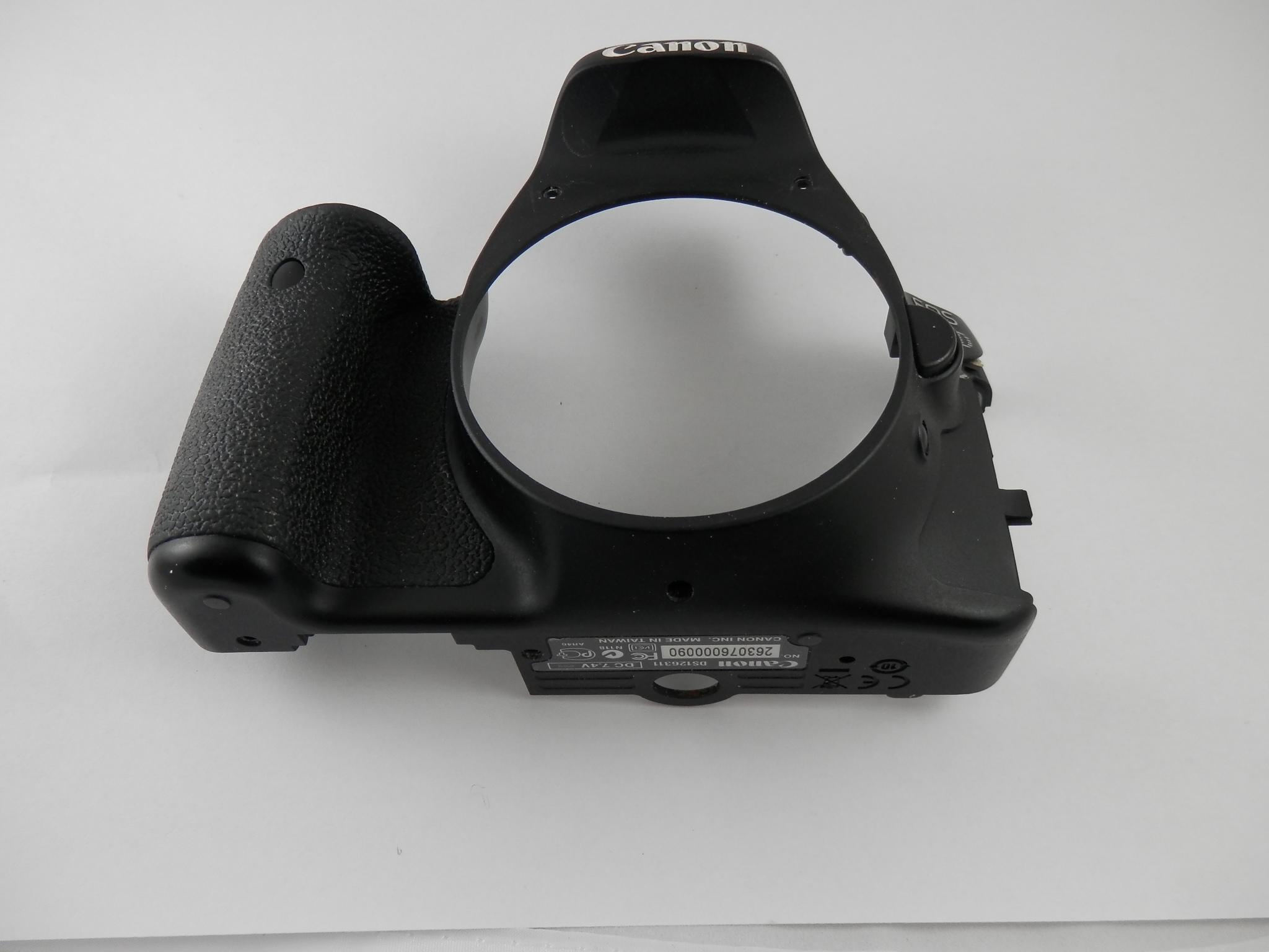 Canon Eos 600D obudowa przód