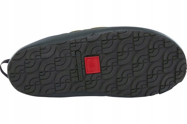 2ff05e6d5183a7 Zielone Tekstylne Buty The North Face r.45,5 - 7524666996 ...