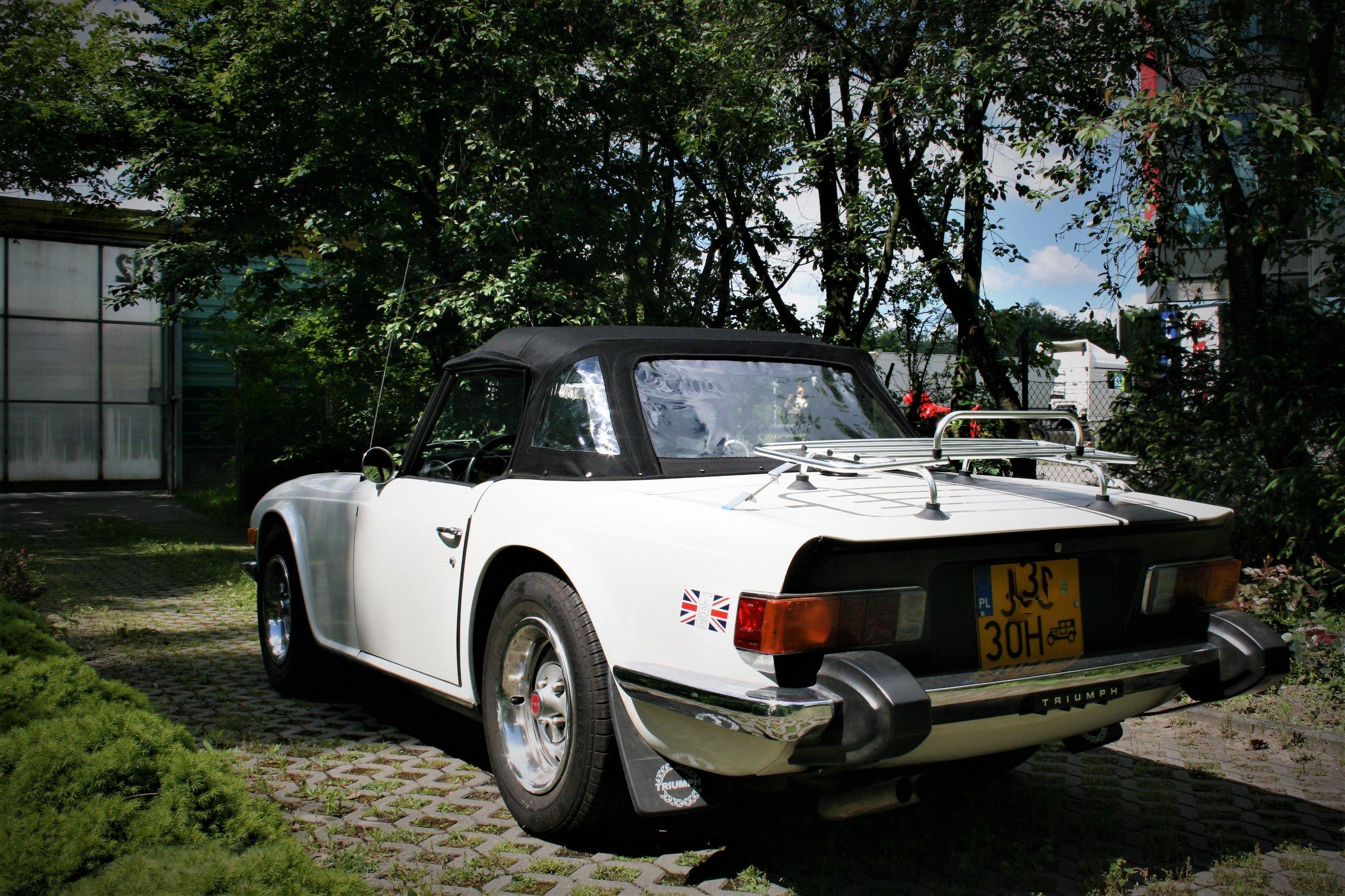 Triumph TR6 - 7330728171 - oficjalne archiwum allegro