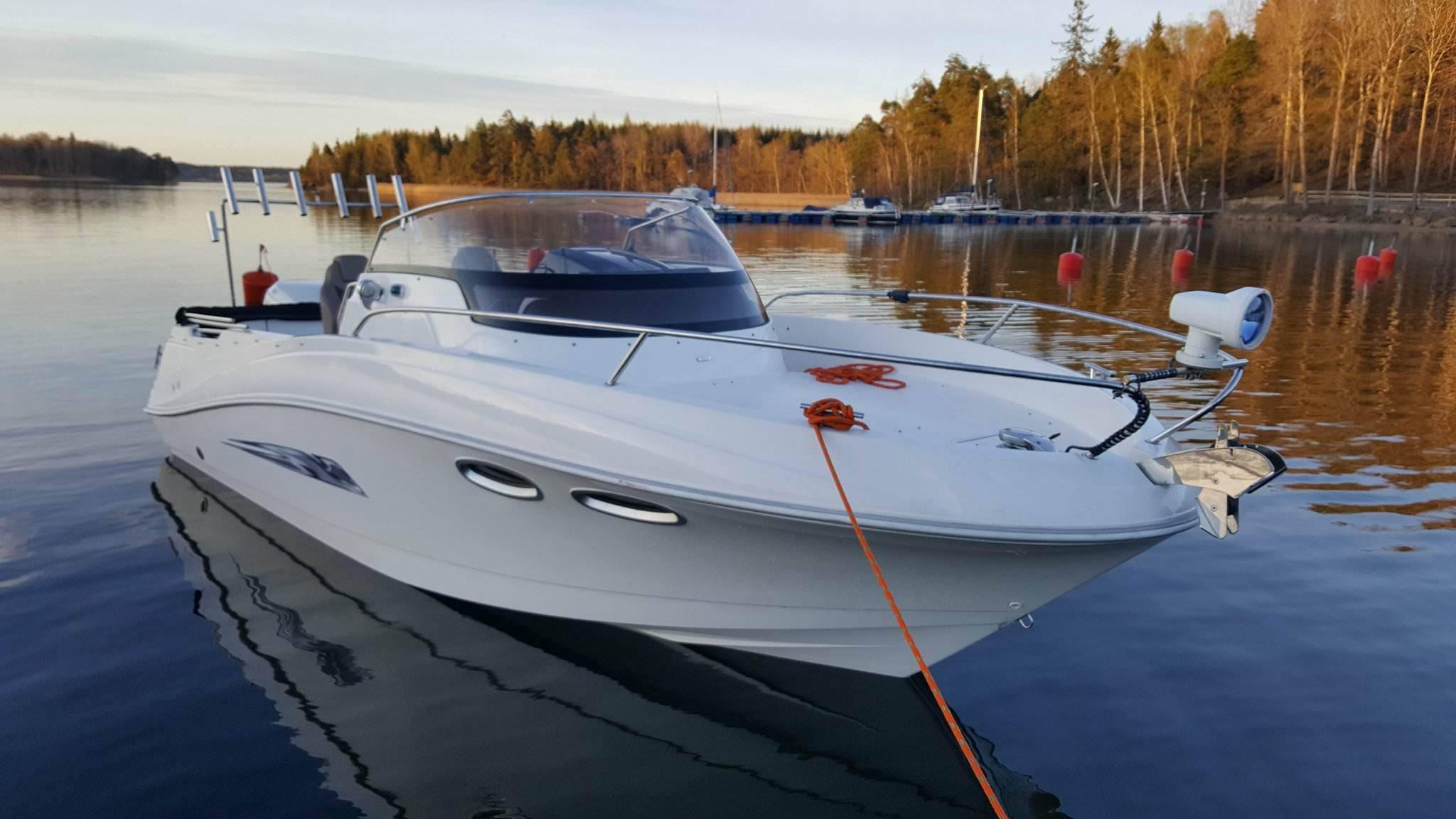 łódź Motorowa Anmarin 620 Sundeck 7068837743 Oficjalne Archiwum