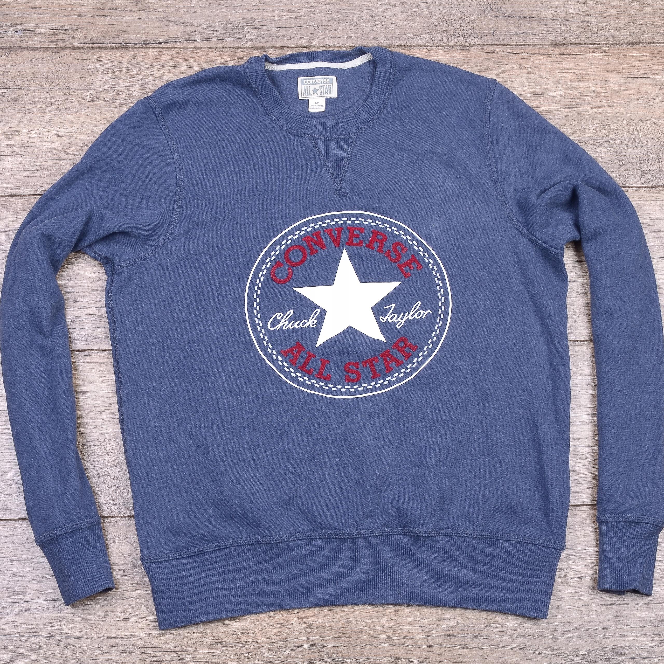 c9fa6912bc8b ciepła bluza converse all star oryginalna