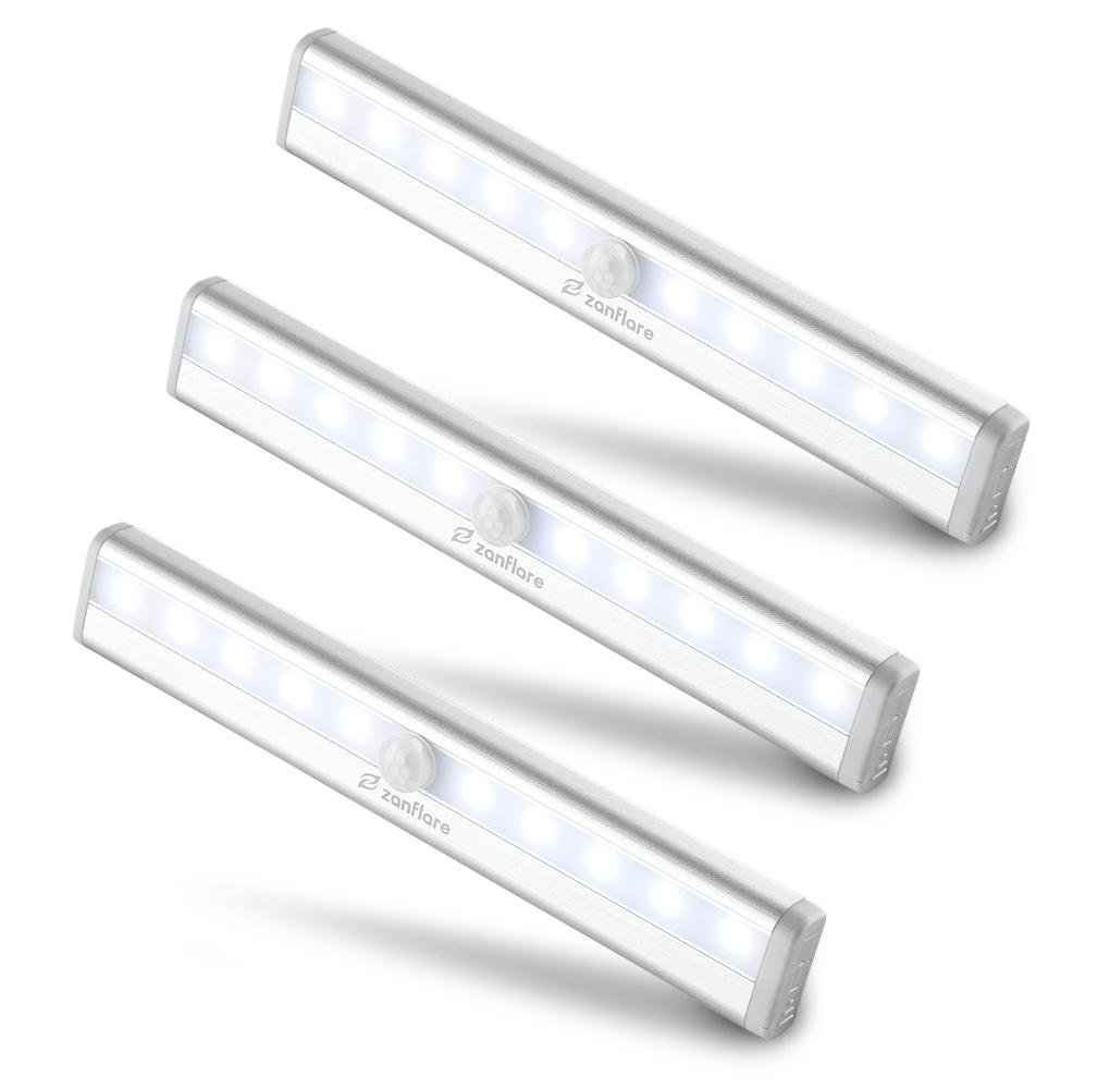 Oświetlenie Podszafkowe Led Z Czujnikiem Ruchu