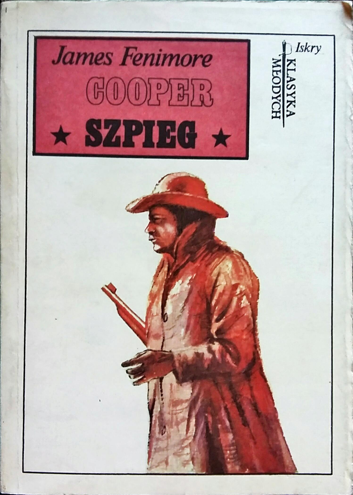 Szpieg - Cooper
