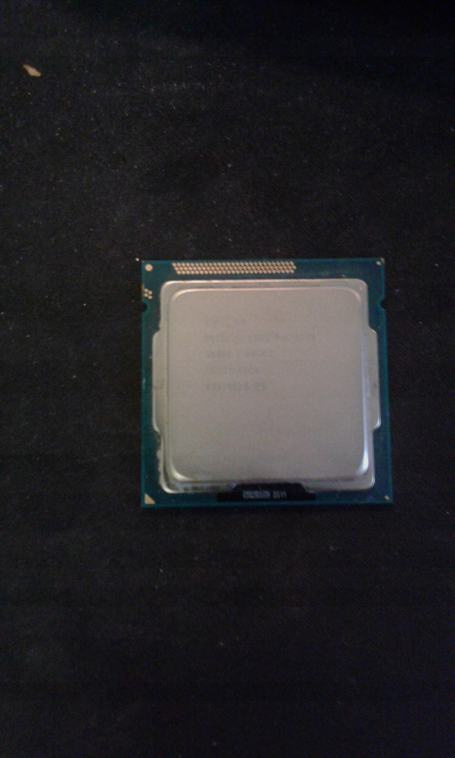 Intel Core i7 3770 LGA1155 Ivy Bridge