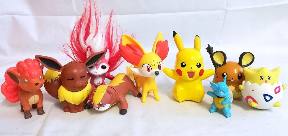 30441bc77 Figurki Pokemon pikachu zabawki - 7713776418 - oficjalne archiwum ...