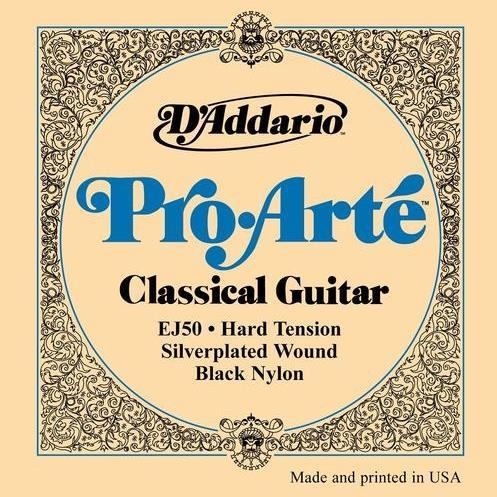 DADDARIO komplet strun do gitary klasycznej