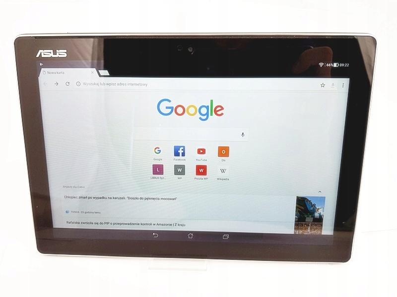 TABLET ASUS ZENPAD 10 Z300M 16GB / 2 GB / WIFII - 7482370659