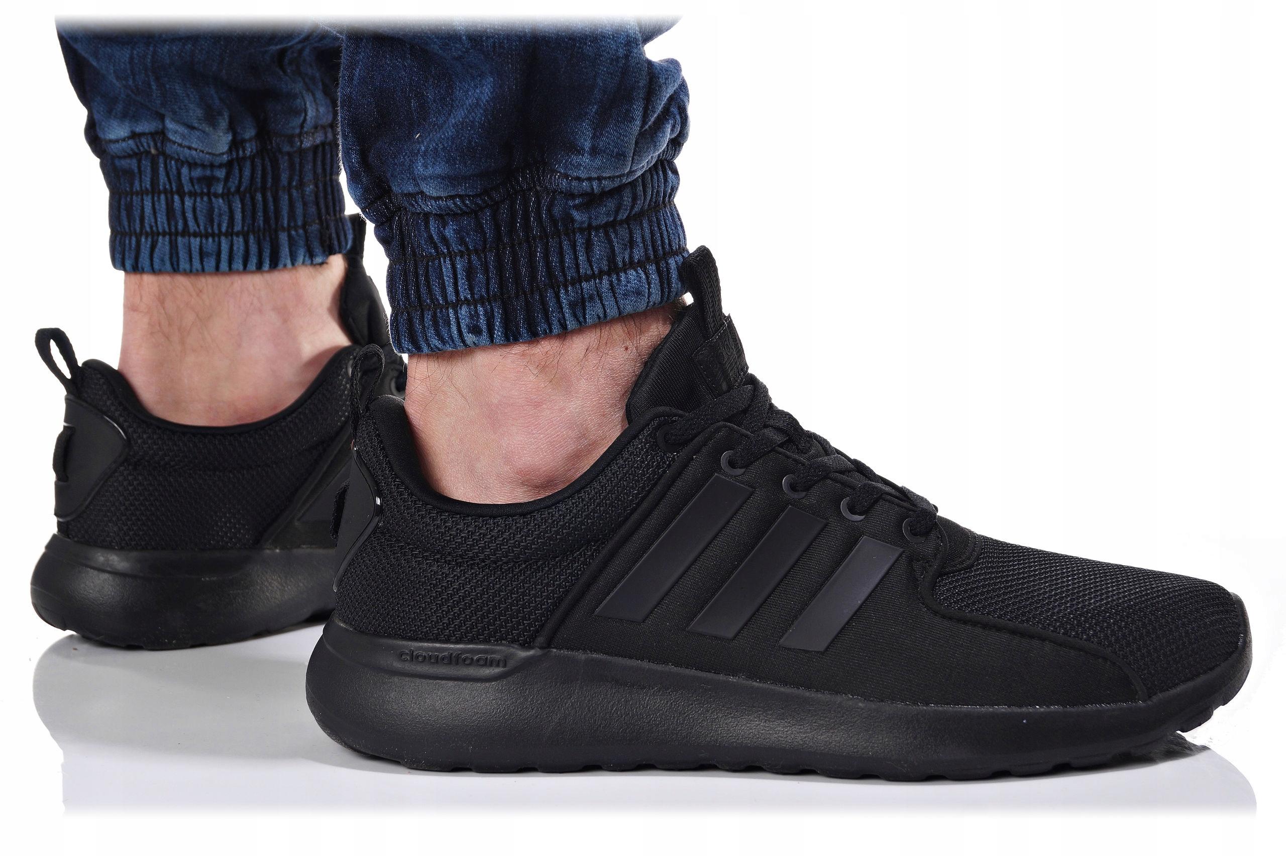 Adidas Buty damskie CLOUDFOAM LITE RACER AW4023 black