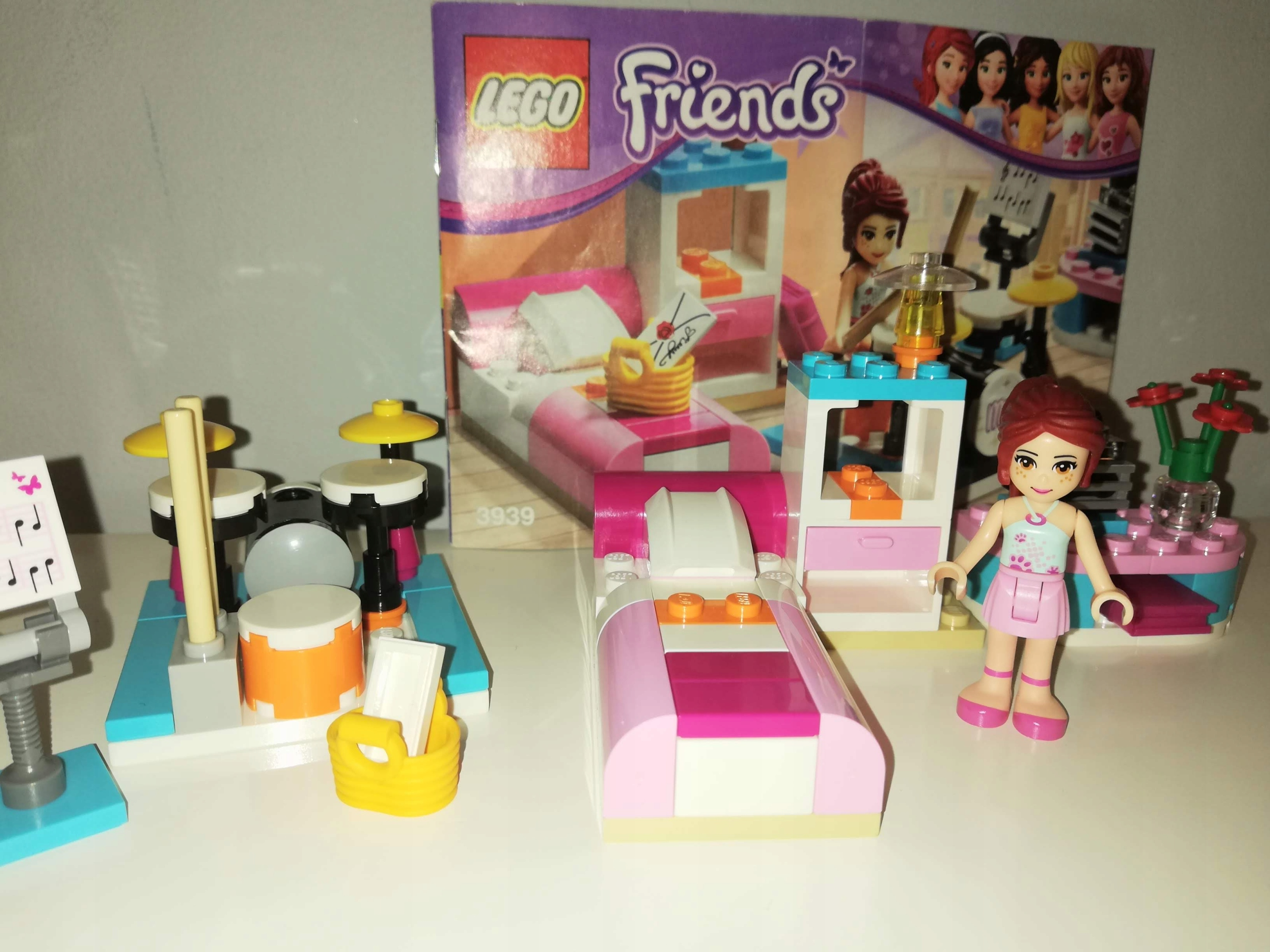 Lego Friends Pokoj Mii