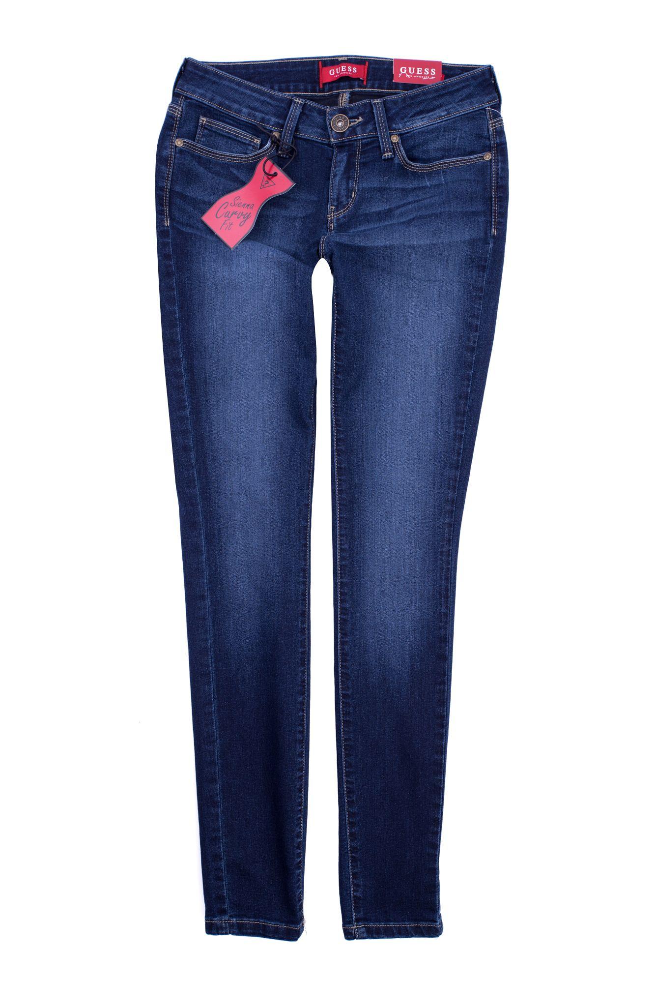 732be01dd073c GUESS Spodnie damskie jeansowe Skinny Sienna r. 26 - 7083692235 ...