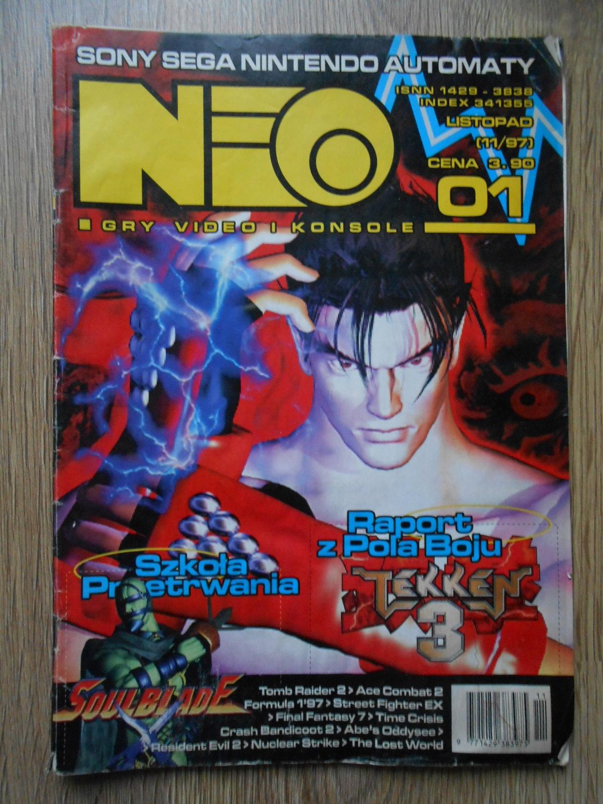 Neo 01 (11/97)