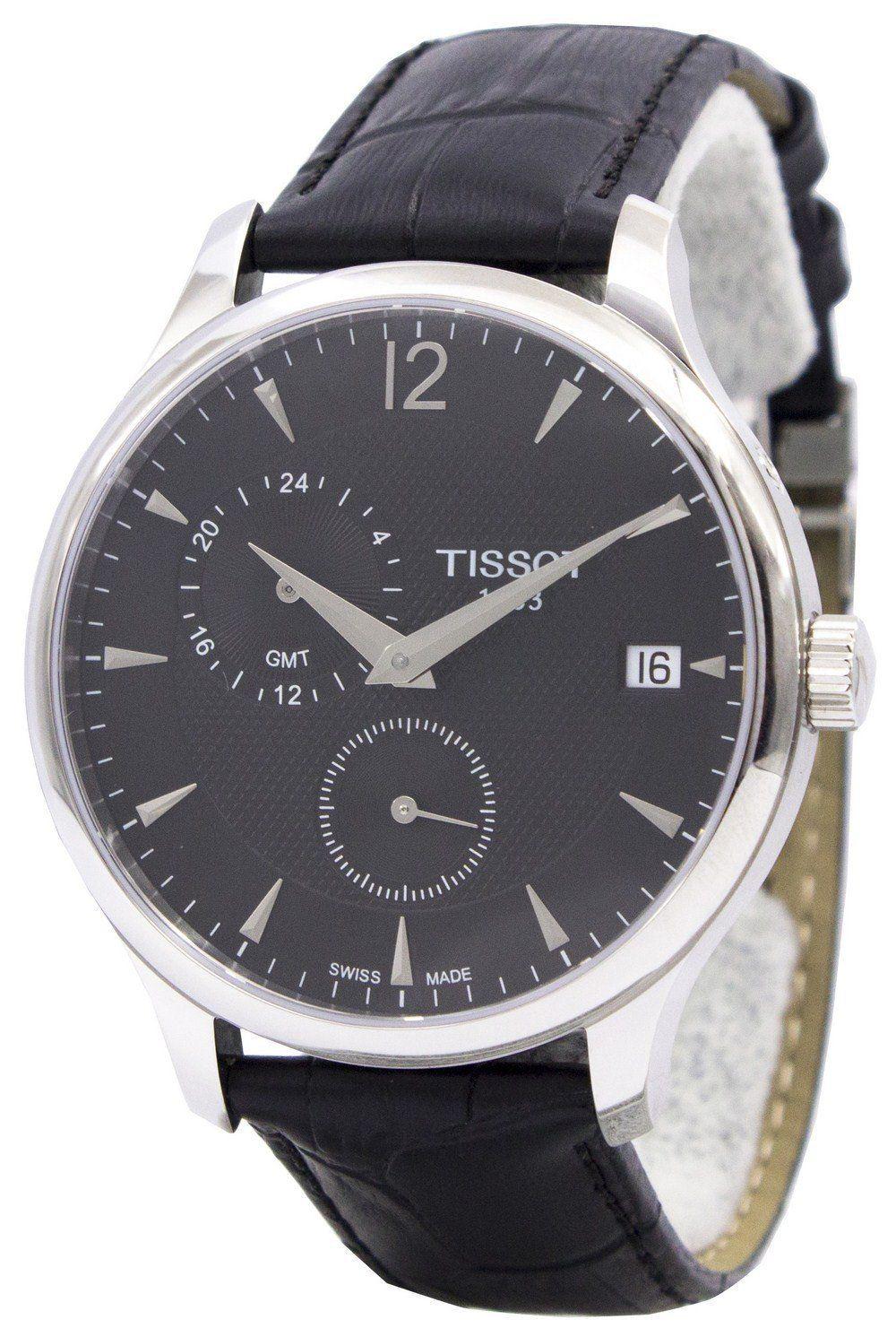 Męski zegarek TISSOT T063.639.16.057.00