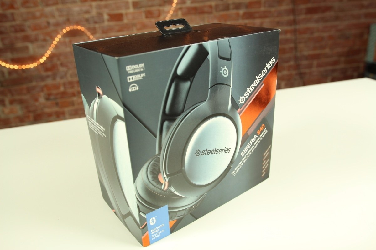 Suchawki Steelseries Siberia 840 Jak Nowe 7084284471 Oficjalne Wireless Bluetooth