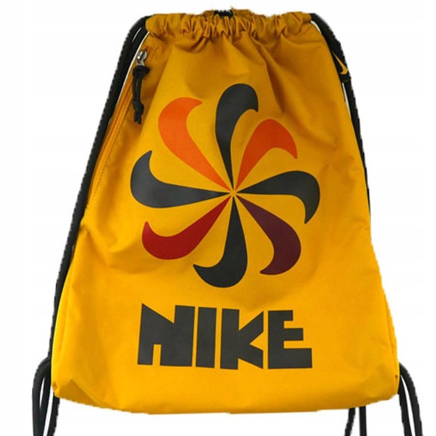 Plecak Worek Nike Sportswear Heritage BA5806 752 ż
