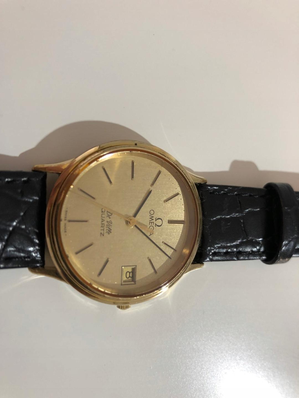 Zegarek Omega De Ville Quartz, werk 1332, 196.0158