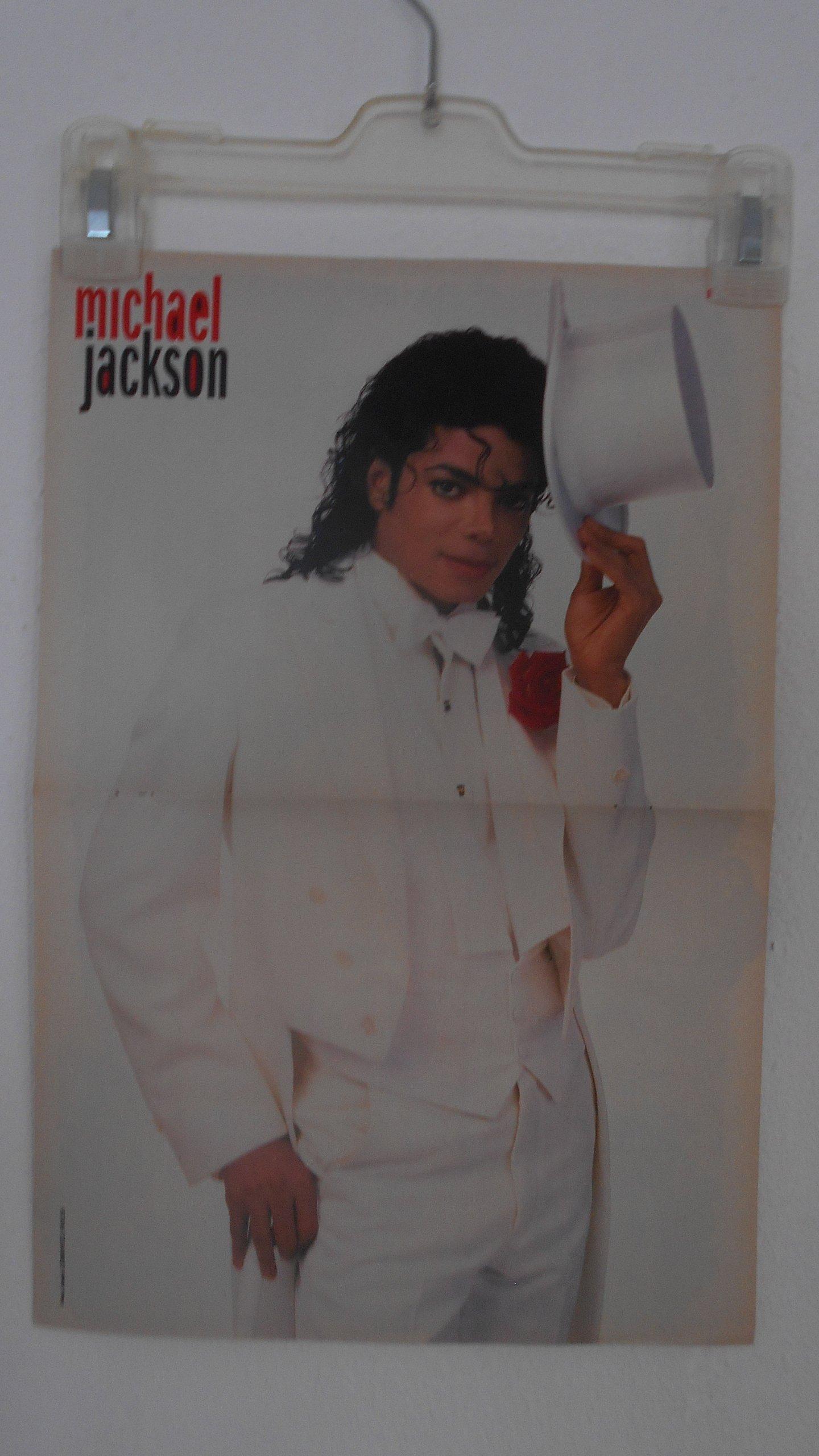 Michael Jackson Plakat Patrz Opis
