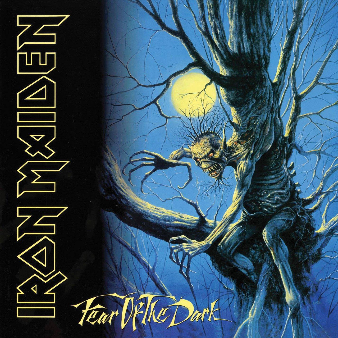 Iron Maiden Fear Of The Dark płyta LP