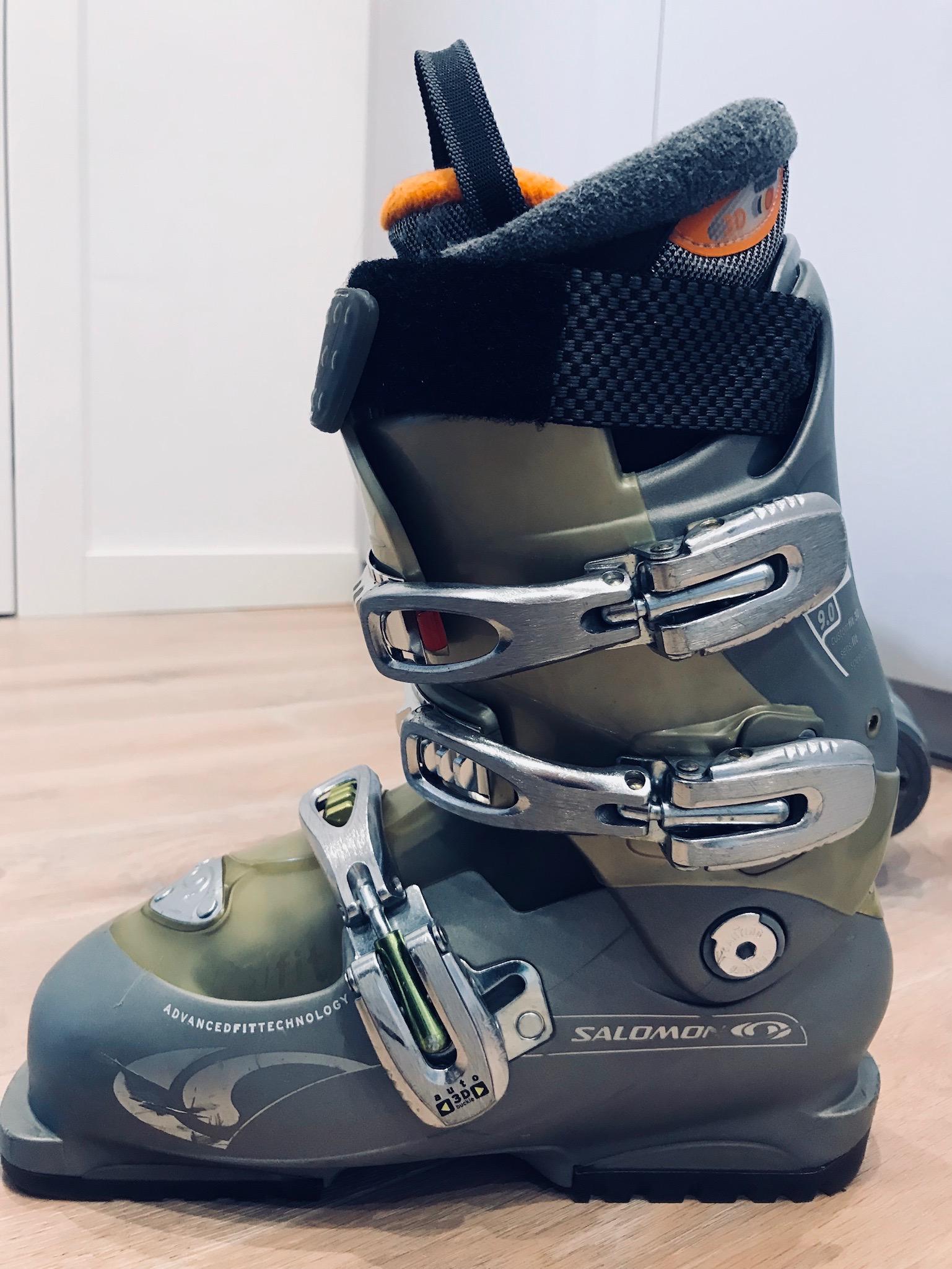 Buty narciarskie Salomon Ellipse 9.0 rozmiar 25 Warszawa