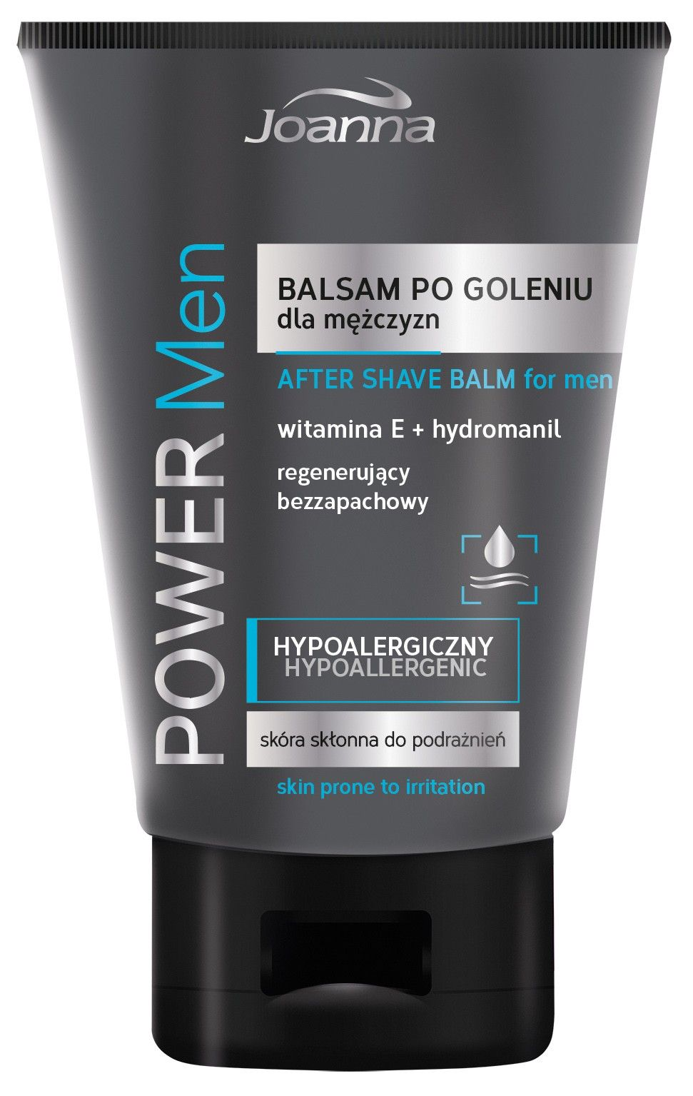 Joanna Power Men Balsam po goleniu Hypoalergiczny