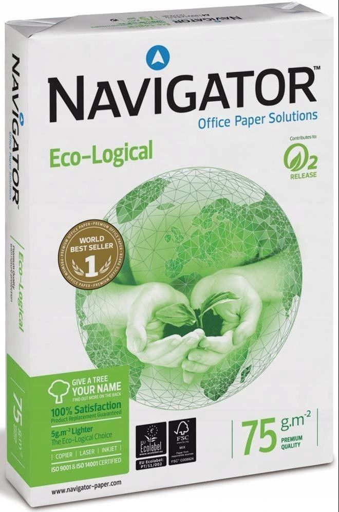 Papier Igepa Navigator 82467A75 (A4; 75g/m2; 500 s