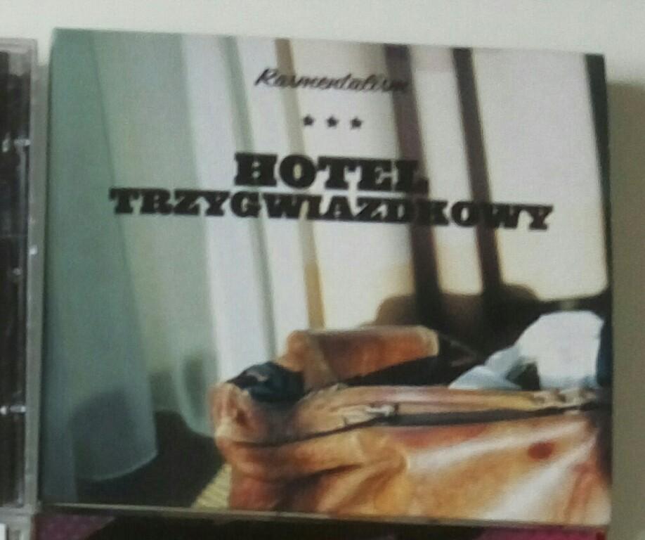 Rasmentalism Hotel *** pierwsze wydanie unikat
