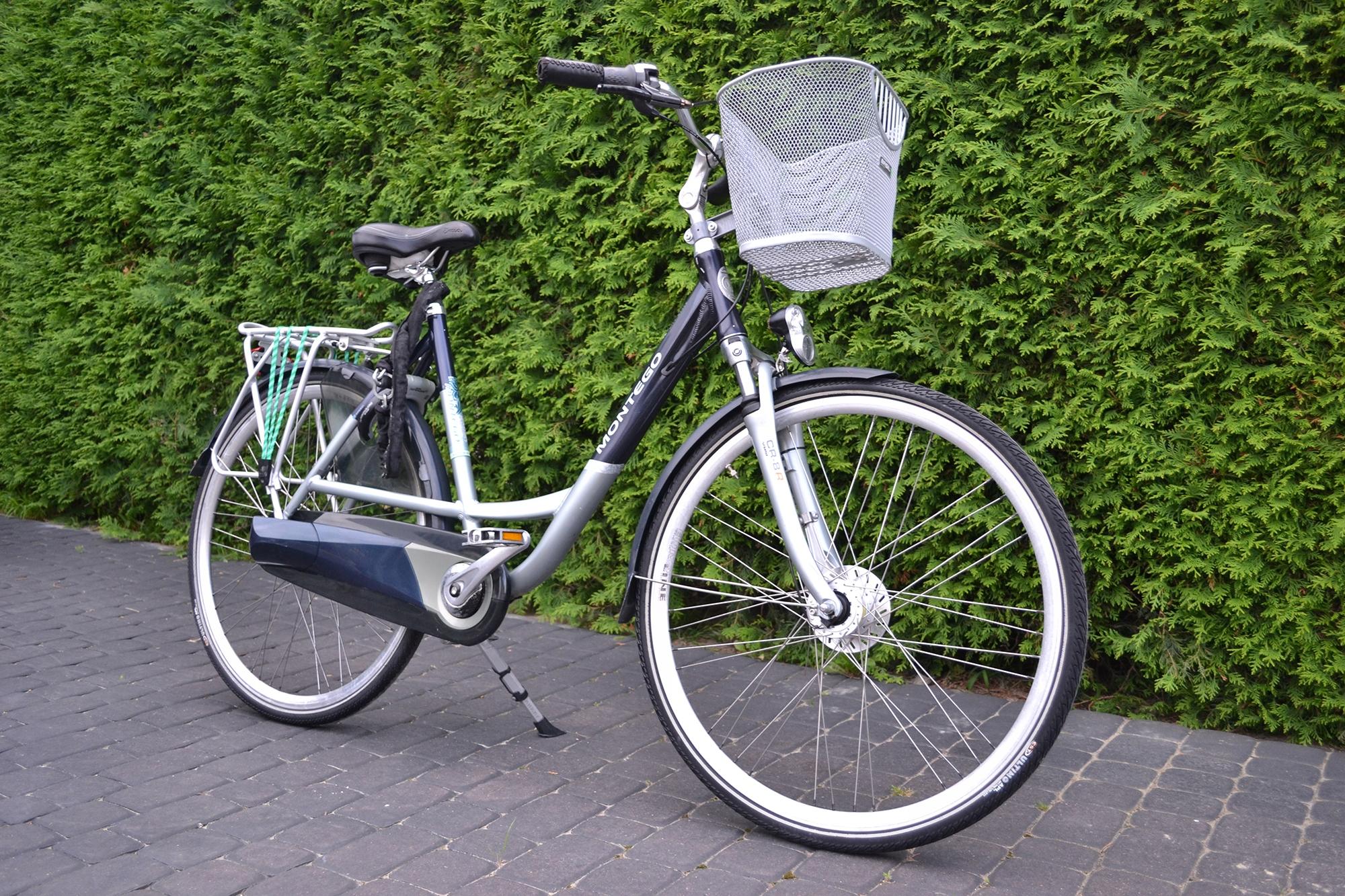 Rower miejski Montego City Style 8 biegowy