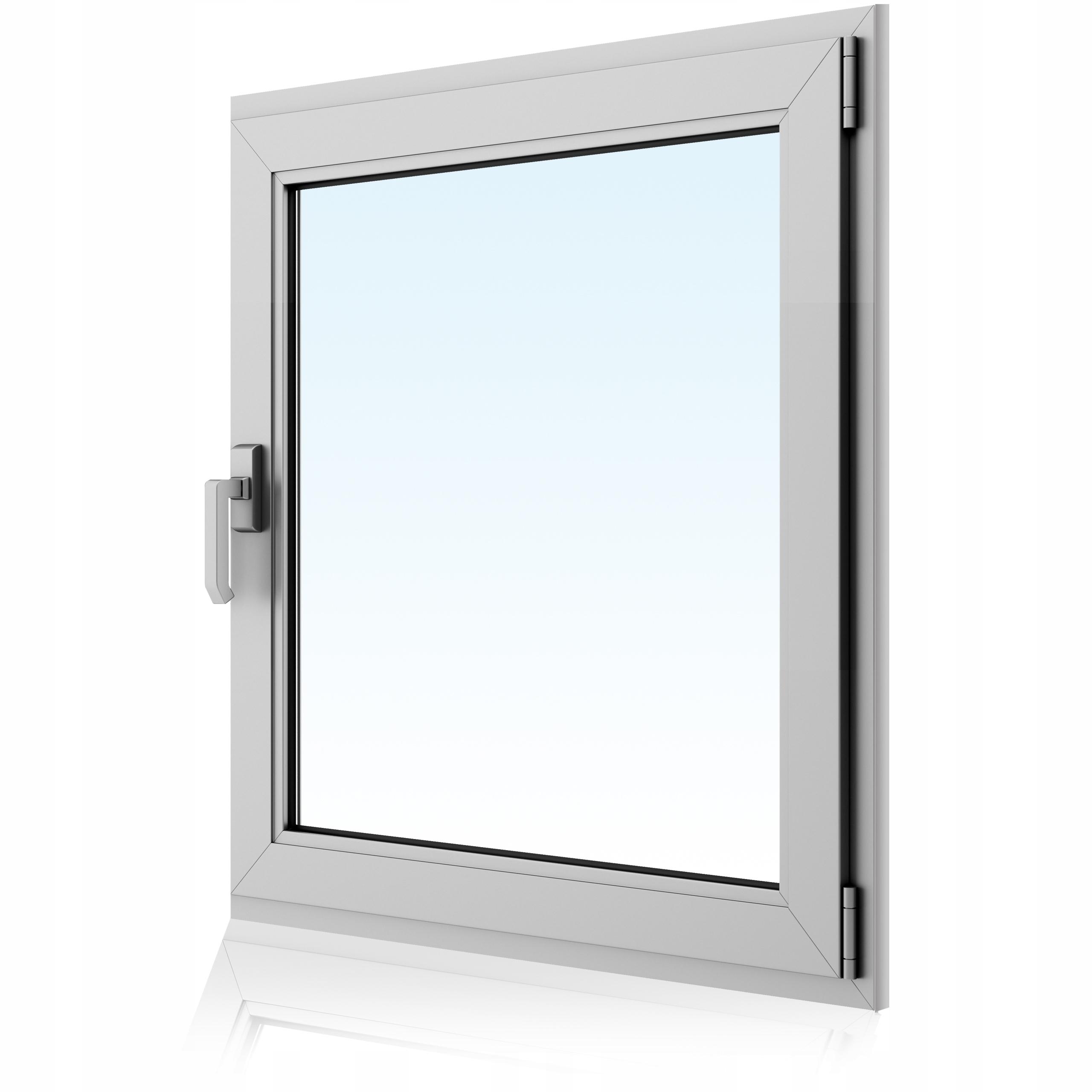 Świeże OKNA okno PCV UCHYLNE Plastikowe Typowe, nietypowe - 7157758008 UA87