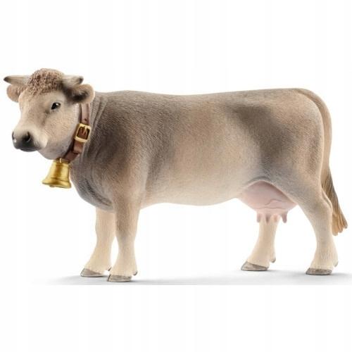 SCHLEICH 13874 Krowa rasy Braunvieh